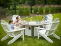 Elementz Fire and Ice Table FT-1501-Shoreline Adirondack Chair AD-0100 (3)